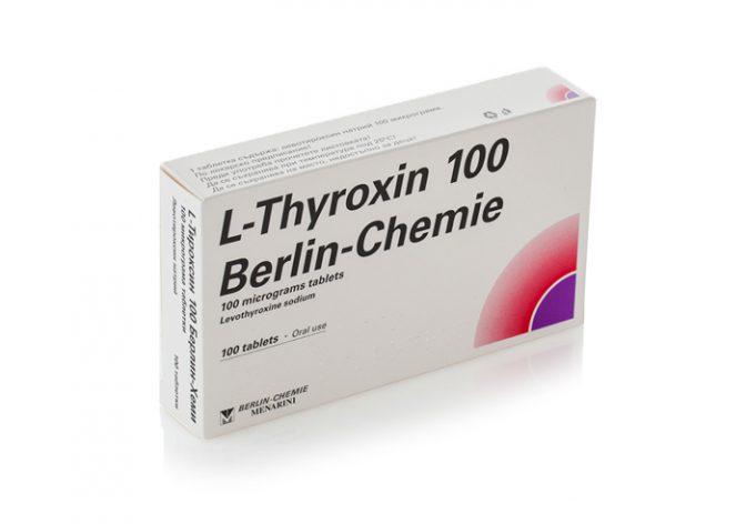 Buy T4 L Thyroxin 100