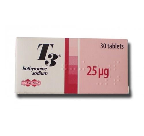 Buy T3 Uni Pharma