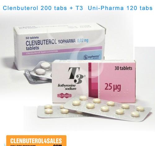 Clenbuterol Cytomel T3 Cycle